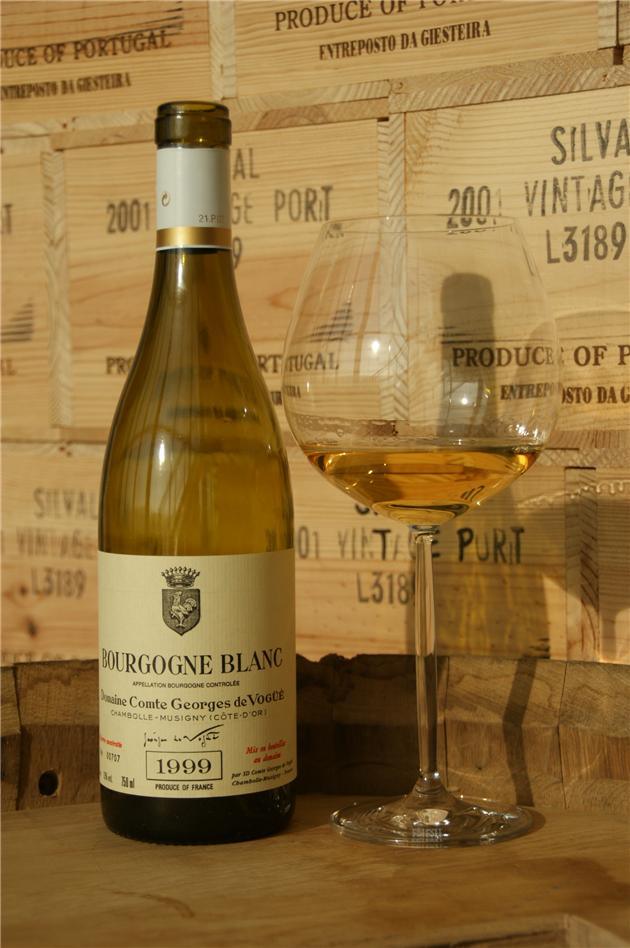 1999 Bourgogne Blanc - Comte Georges de Vogue