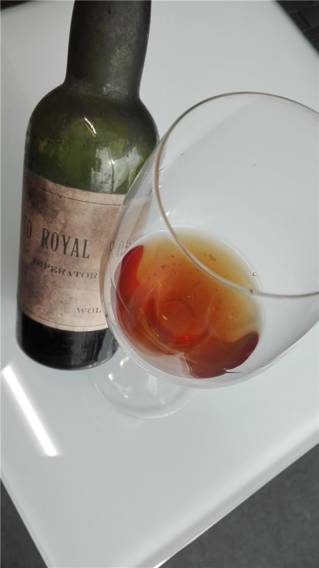 1927 Porto Royal Rouge Imperator