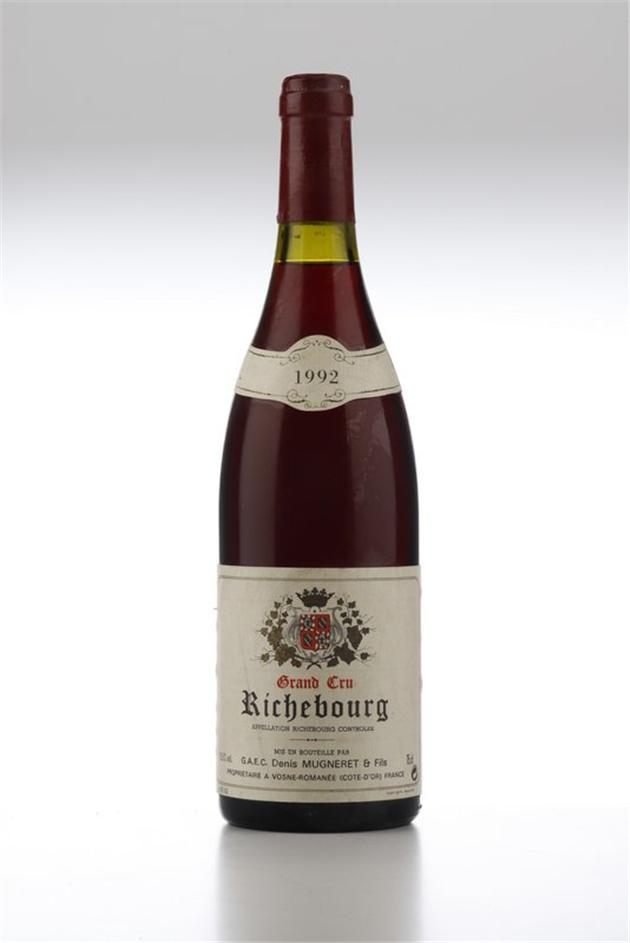 Richebourg has become its own status symbol