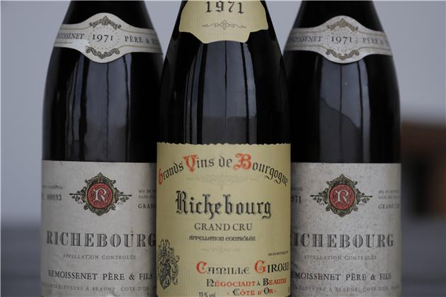 Richebourg is a worldfamous wine name